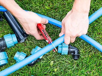 best sprinkler system for lawn in houston tx